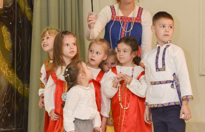 Покровская ярмарка 15 октября 2017 г.